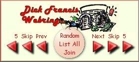 Dick Francis Web Ring